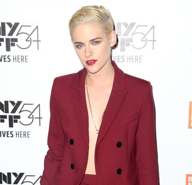 Kristen Stewart à New York le 3 octobre 2016.