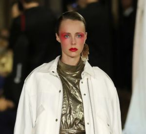 Kenzo - Fashion Week de Paris : la beauté audacieuse