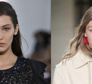 Gigi et Bella Hadid : le match beauté de la Fashion Week