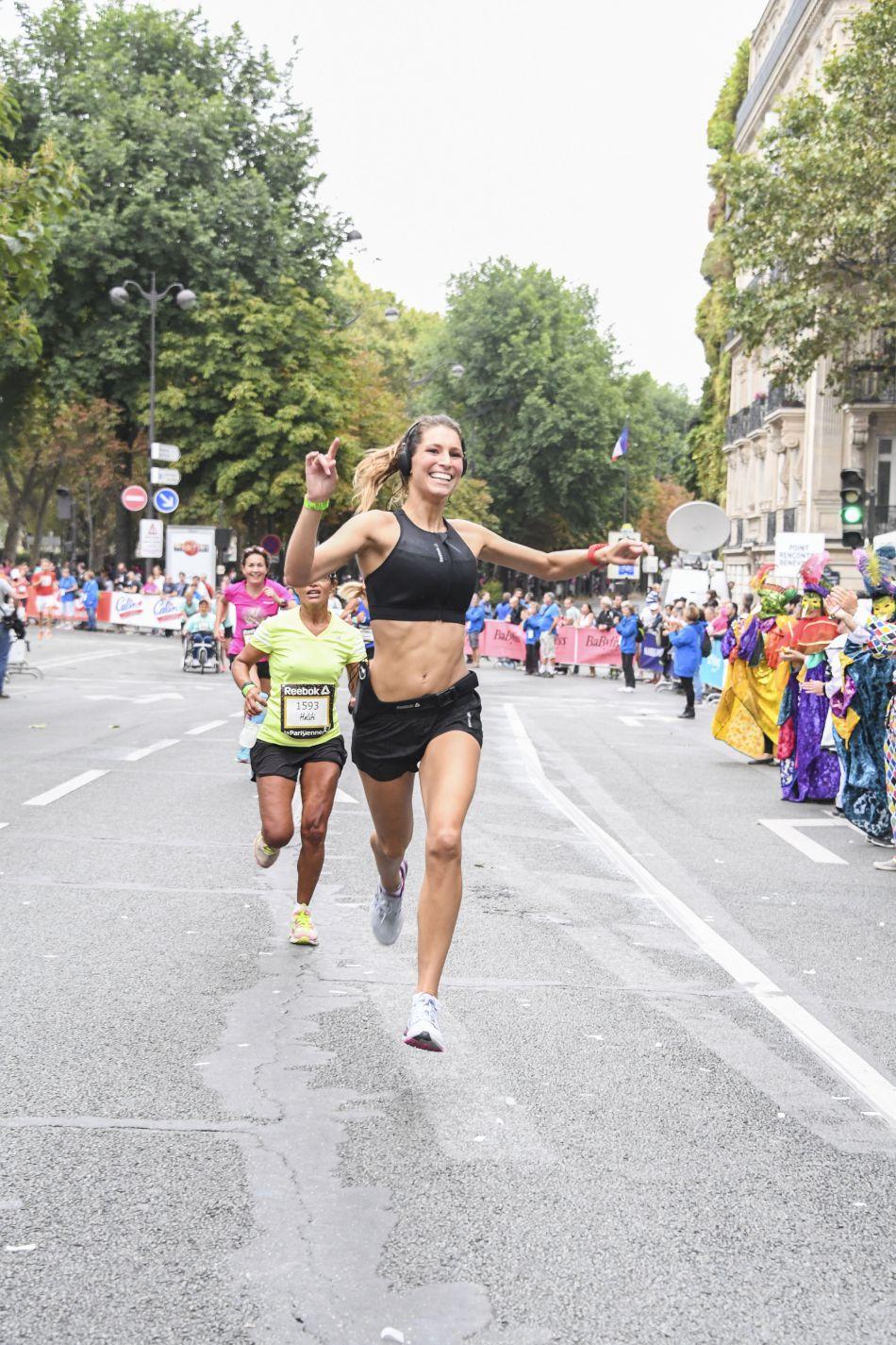 Miss France 2011 est une sportive accomplie.