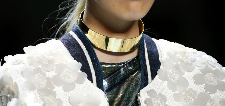 Fashion Week Printemps-Été 2017 : les bijoux repérés sur les podiums parisiens