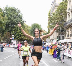 Pas de répit pour la Bretonne qui a participé en septembre à la course La Parisienne !