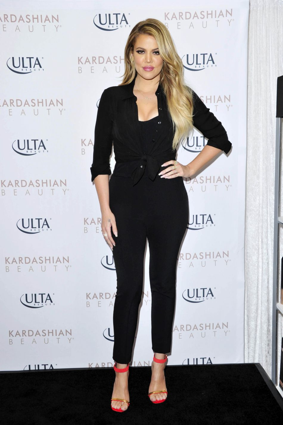 Avec sa marque, Khloe Kardashian compte proposer un jean pour chaque morphologie.