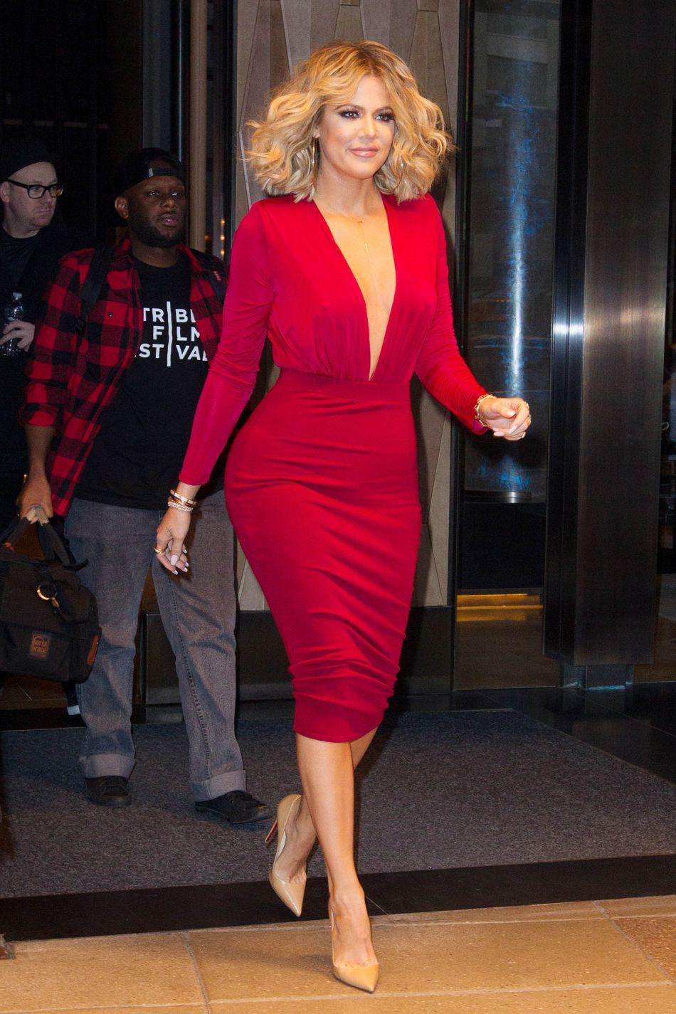 Khloe Kardashian propose des jeans de la taille zéro au 52.