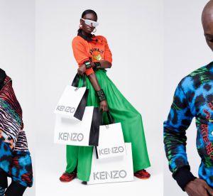 Kenzo x H&M : le lookbook dévoilé !