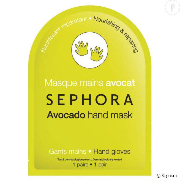 Masque pour les mains Sephora, 3,95 euros.