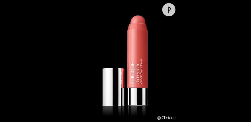 Chubby stick, Clinique, 24€.