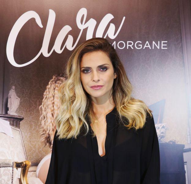 Clara Morgane dévoile une nouvelle photo sexy sur Instagram.