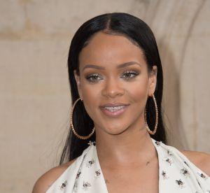 Rihanna : selfie avec son papa sans make up