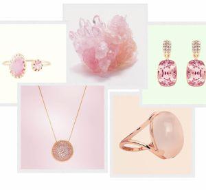 Obsession rose pastel : 12 bijoux coups de coeur