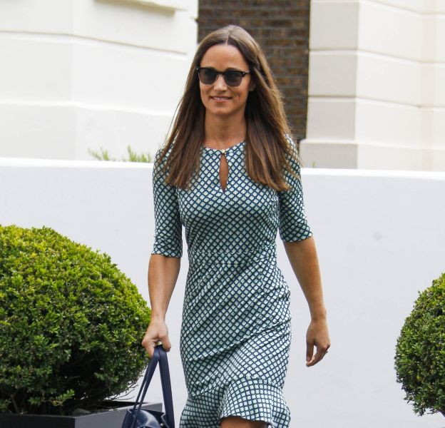 Pippa Middleton épousera James Matthews en 2017.