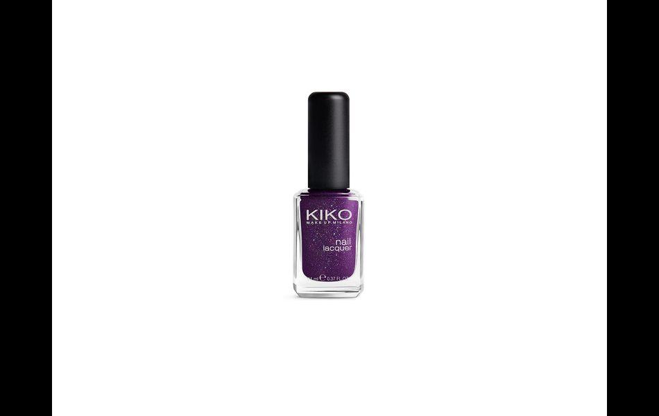 Violet Microglitter de Kiko, 2,50€.