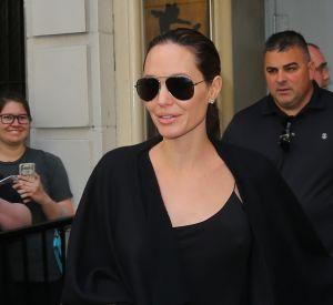 Seul Brad Pitt a fait plusieurs apparitions publiques depuis leur divorce.