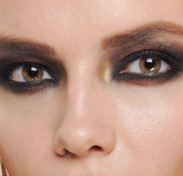 Maquillage de fêtes : or, argent, rose, quelles couleurs adopter sur nos yeux ?