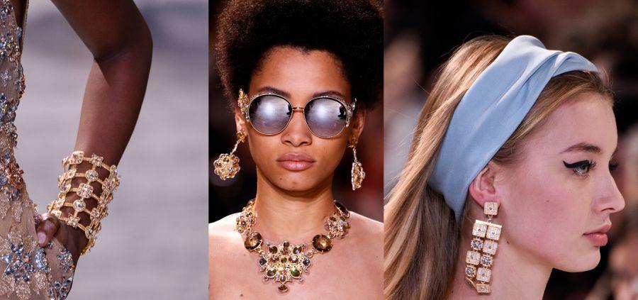 Haute Couture Printemps-Été 2017 : le best of bijoux