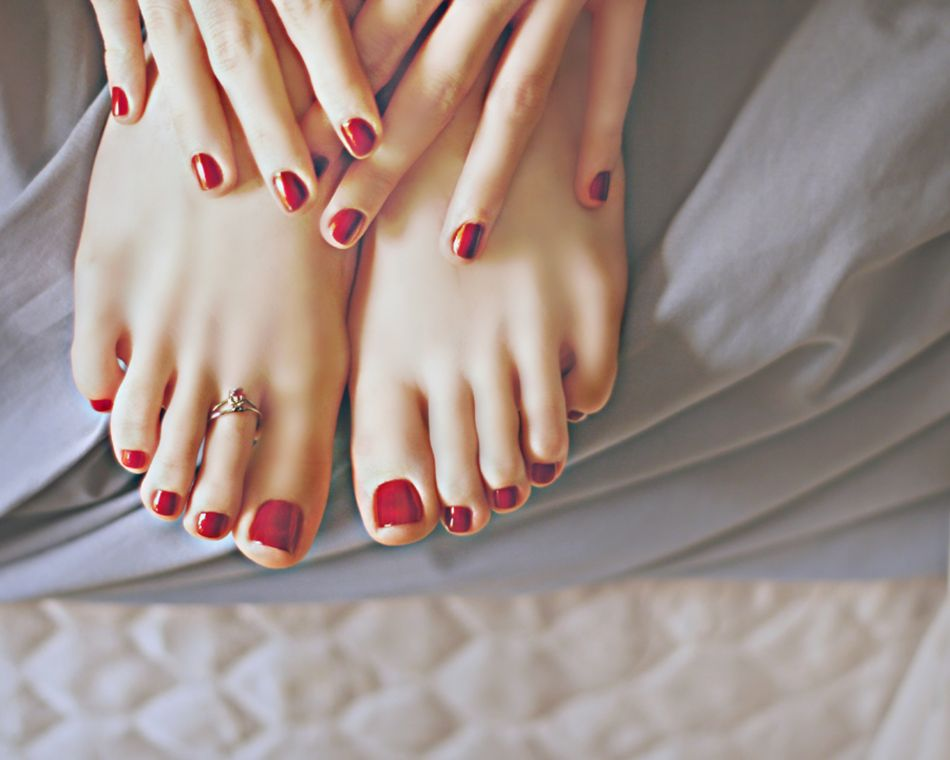 soin des pieds votre pedicure maison