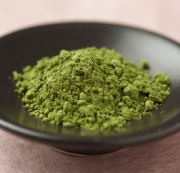 3 bienfaits du thé vert en poudre.