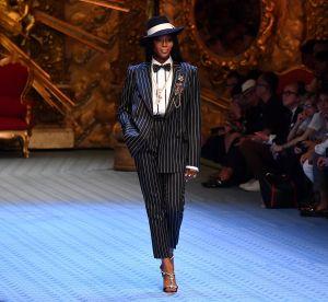 Dolce & Gabbana : un casting 5 étoiles pour le défilé hommes AH 18/19