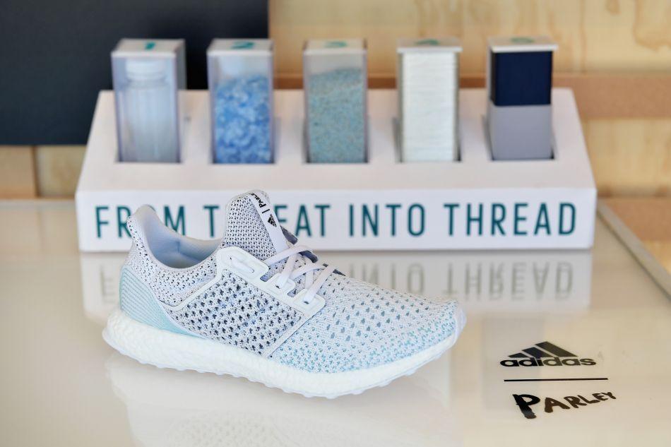 Dépolluer Océans AdidasDes Baskets En Pour Les Puretrend Plastique qMVpUSz