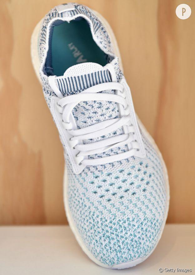 Adidas x Parley : les baskets en filets de pêche recyclés