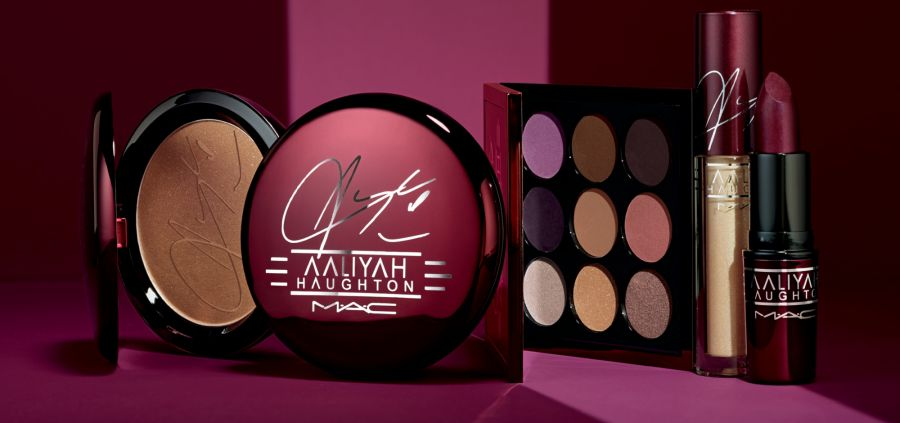 Beauty Crush : MAC et sa collection make-up en hommage à Aaliyah