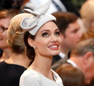 Angelina Jolie se prend pour Kate Middleton, on adore !