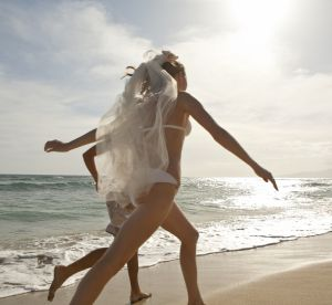 EVJF, mariage : quel maillot de bain pour la mariée ?