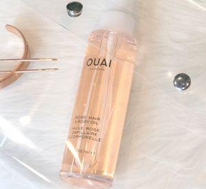 L'huile capillaire devrait faire partie de votre routine beauté quotidienne