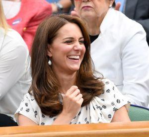 L'astuce de Kate Middleton pour supporter les escarpins
