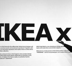 Ikea x Virgil Abloh : les premières pièces de la collab' en exclu... à Paris !