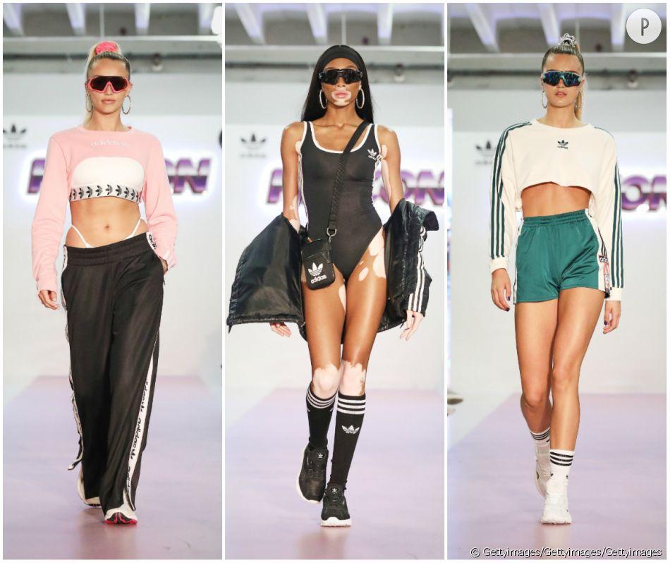 adidas Originals fait le show : le sportswear n'a jamais été