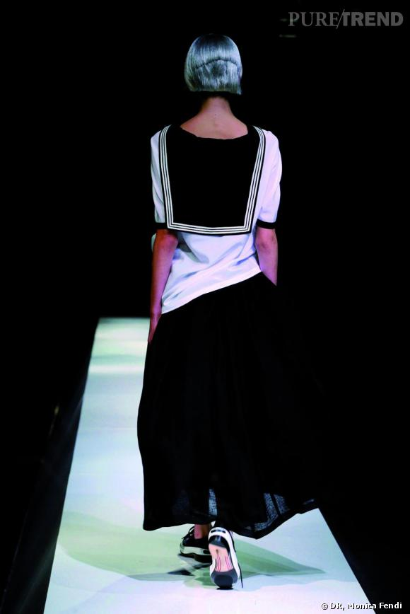 Archives Yokji Yamamoto, Femme PAP printemps été 2007