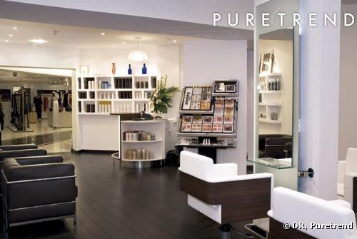 Coupe cheveux court carre effile photo des coupes de - Salon de coiffure luxe ...