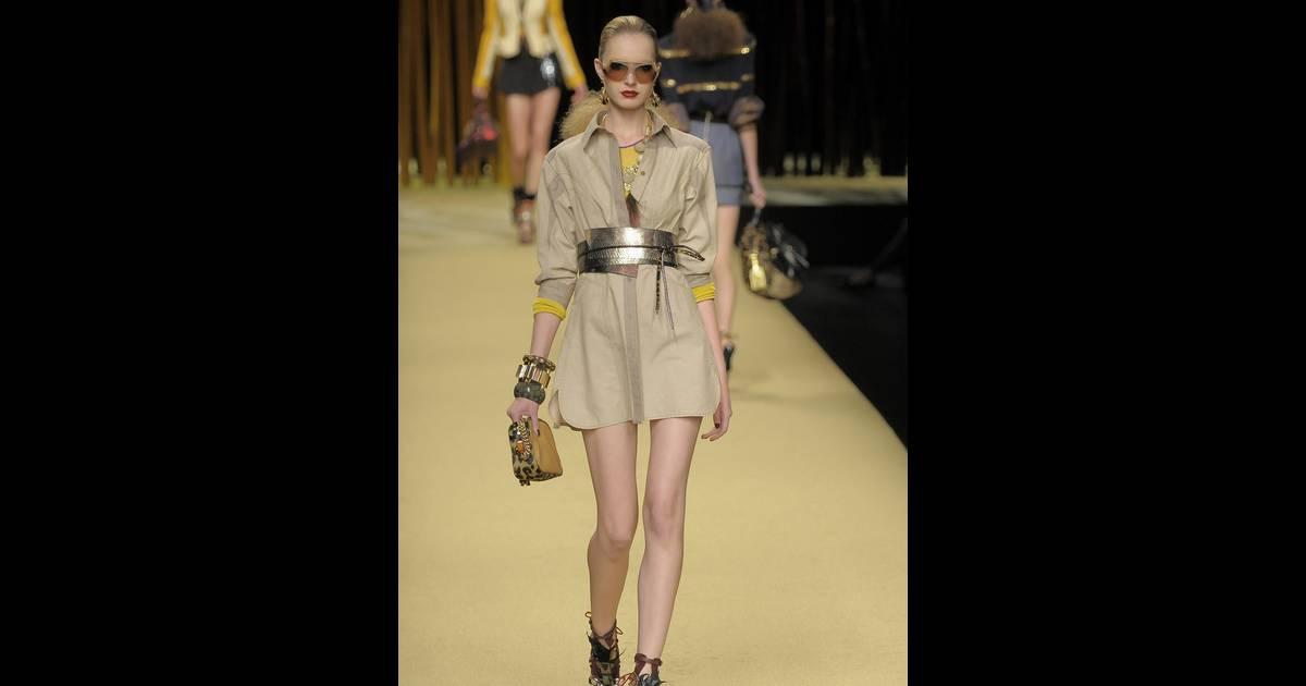 Défilé Louis Vuitton Printemps Eté 2009...