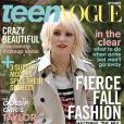Couverture du Teen Vogue avec  [people=2364] Taylor Momsen [/people]