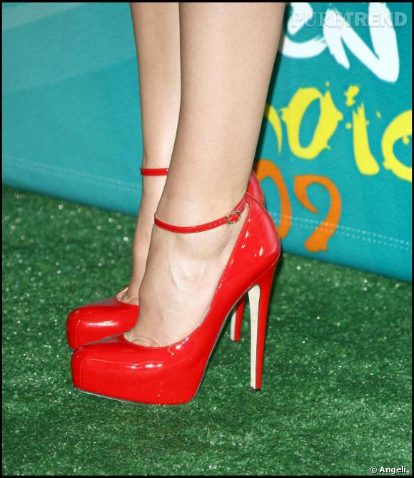 Détail chaussures  [brand=4294923359] Brian Atwood [/brand]
