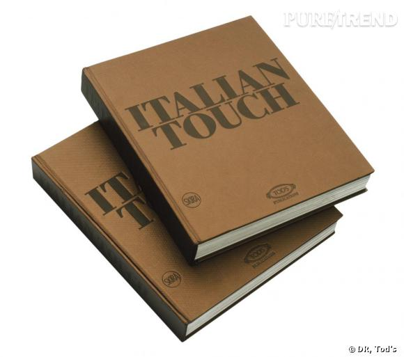 Livre Italian Touch