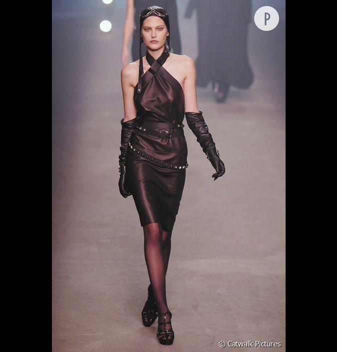 Pour La Maison Hermes Le Collant Se Colore D 39 Un Noir Ann E 80 La Fille Aux Bas Nylons De