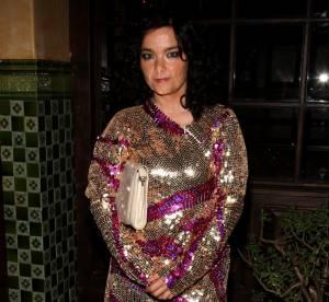 Björk brille de mille feux