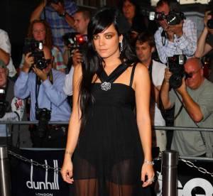 Lily Allen, Lindsay Lohan, Lady Gaga et leurs robes transparentes : cheap ou chic ?