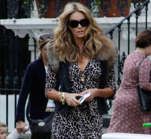Elle Macpherson, un look glamour et urbain