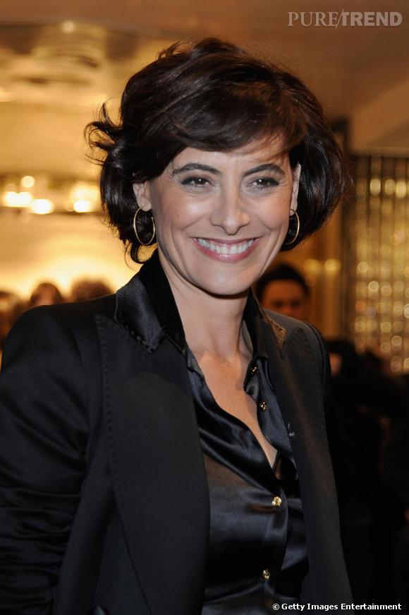 Inés de la Fressange élue la parisienne 2009