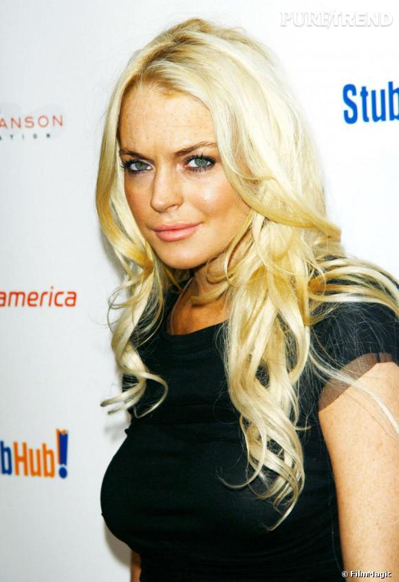 Lindsay Lohan à la soirée Rock the Kasbah organisée par Richard Branson