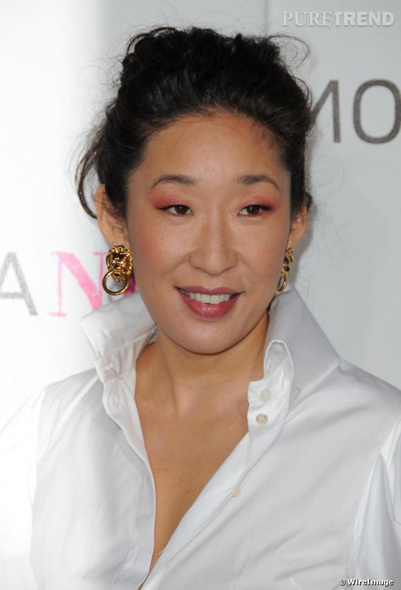 Sandra Oh au 30ème anniversaire du MOCA à Los Angeles