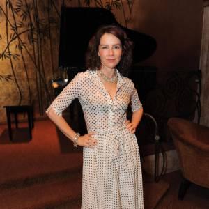 Jennifer Grey lors d'une soirée mondaine à Los Angeles