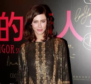 Anna Mouglalis recycle sa robe Chanel