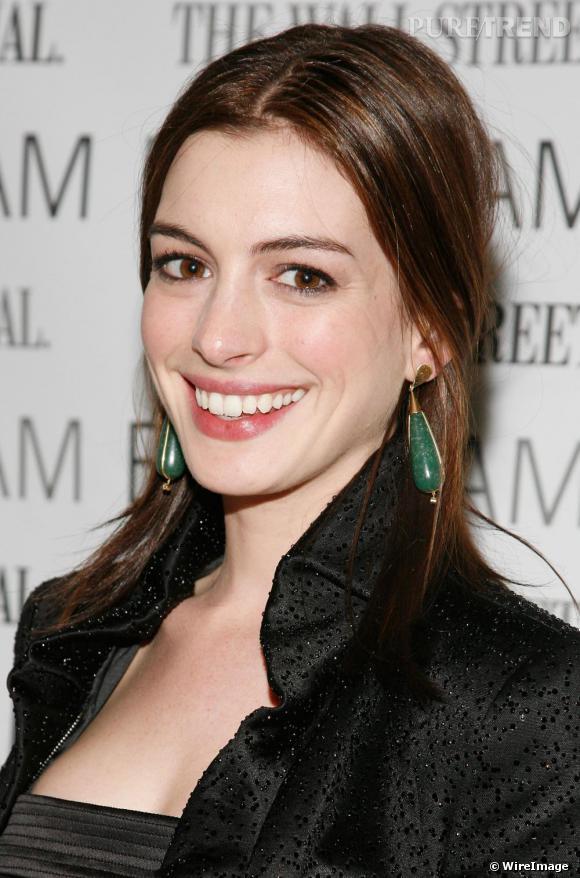 Anne Hathaway au BAM à New-York