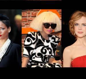 Lady Gaga, Rihanna, Nicole Kidman : Qui les habille ?