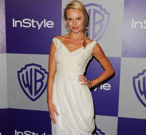 Kate Bosworth, fraiche et sexy en petite robe blanche