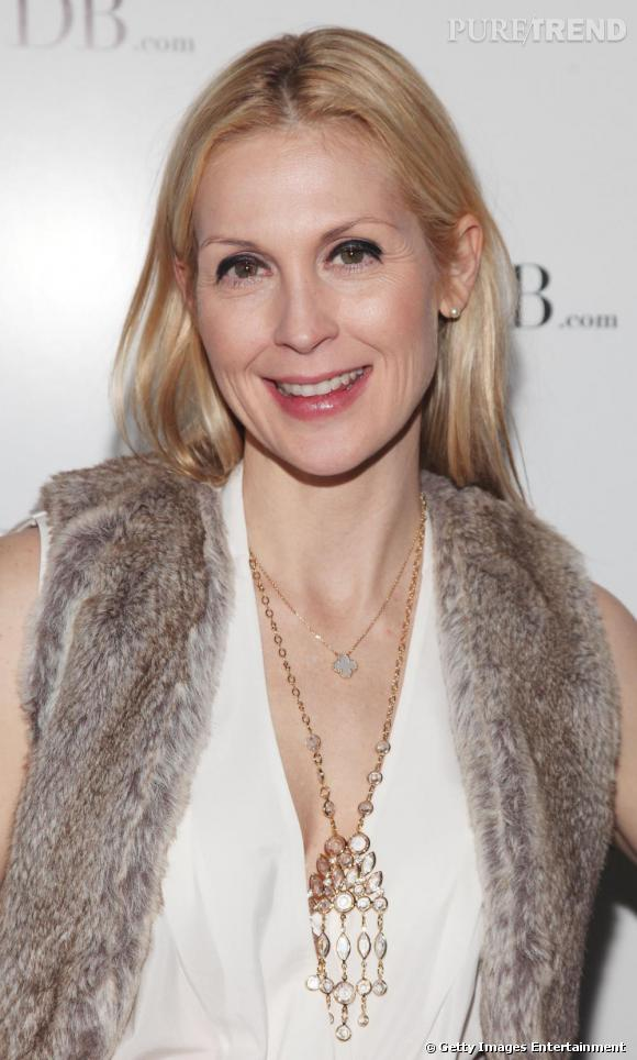 Kelly Rutherford au lancement du site My Fashion Database à New York